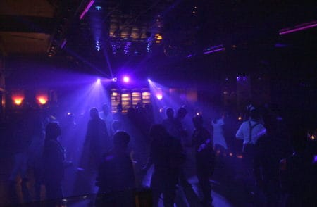 Super Stimmung bei Area 42 Party im Logenhaus